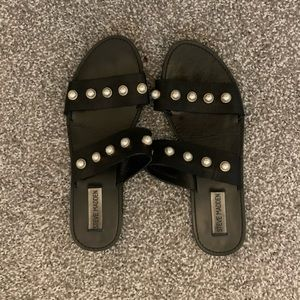 Pearl and Black Slides